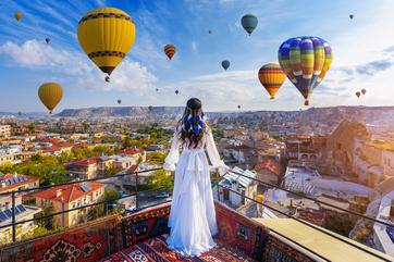 Cappadocia Red Tour Picture