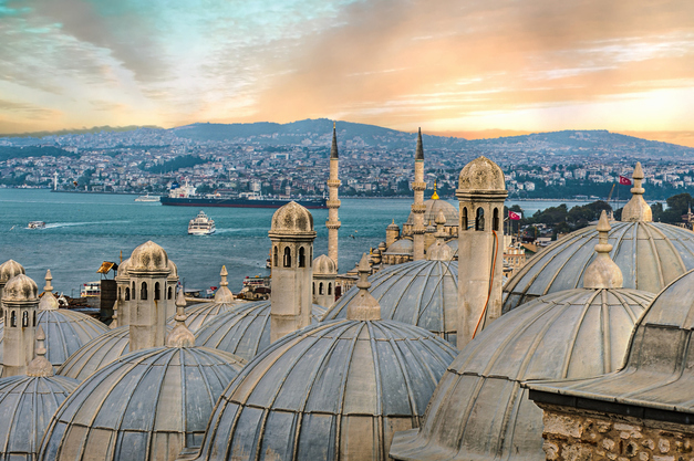 Colors Of Turkey Picture