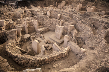 Gobeklitepe from Istanbul Picture
