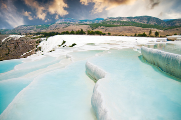 Pamukkale Tour From Istanbul Picture