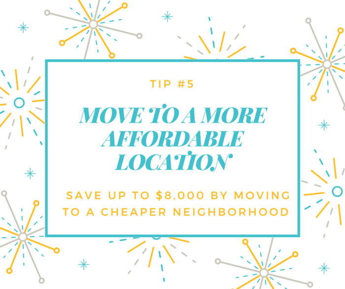Top 10 Tips For Saving On Rent