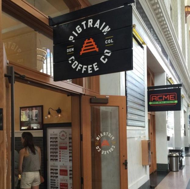 Union Station Apartments: 7 Denver Coffee Shops We Love