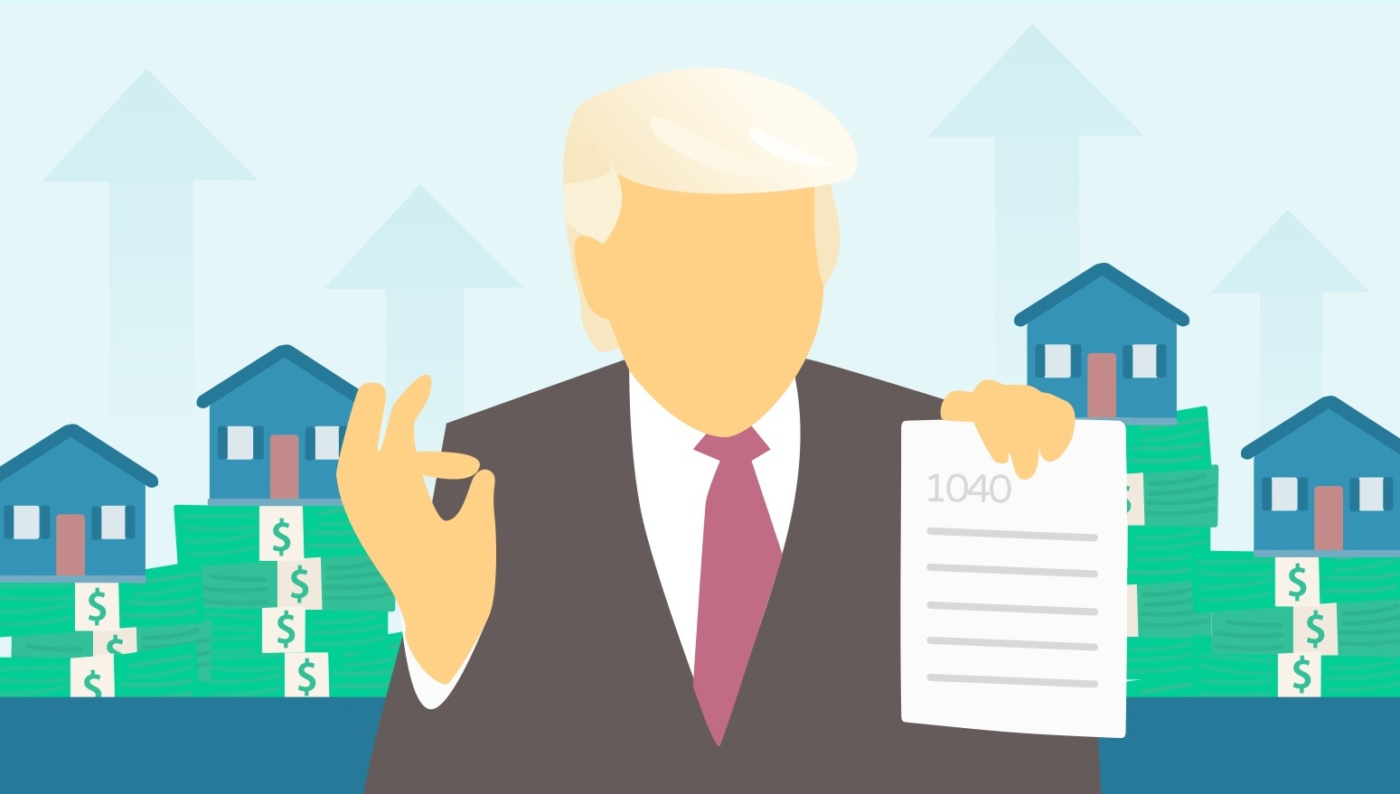 The impact of the new trump tax bill on homeowners ccuart Image collections