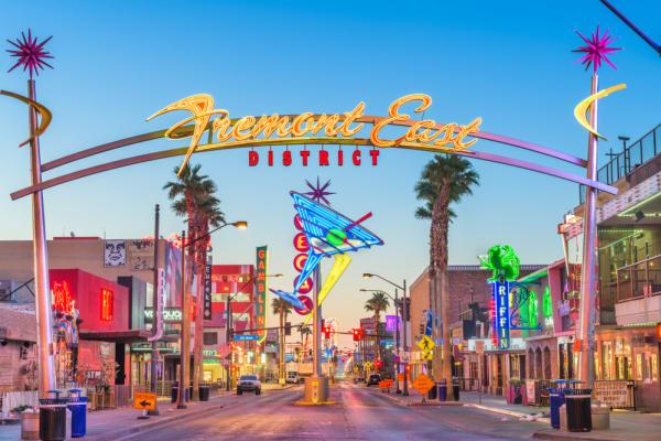 Downtown Las Vegas Fremont Street
