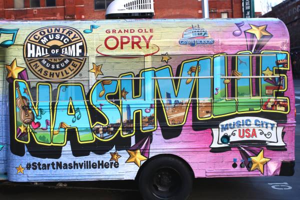 Spirit of Nashville Bus