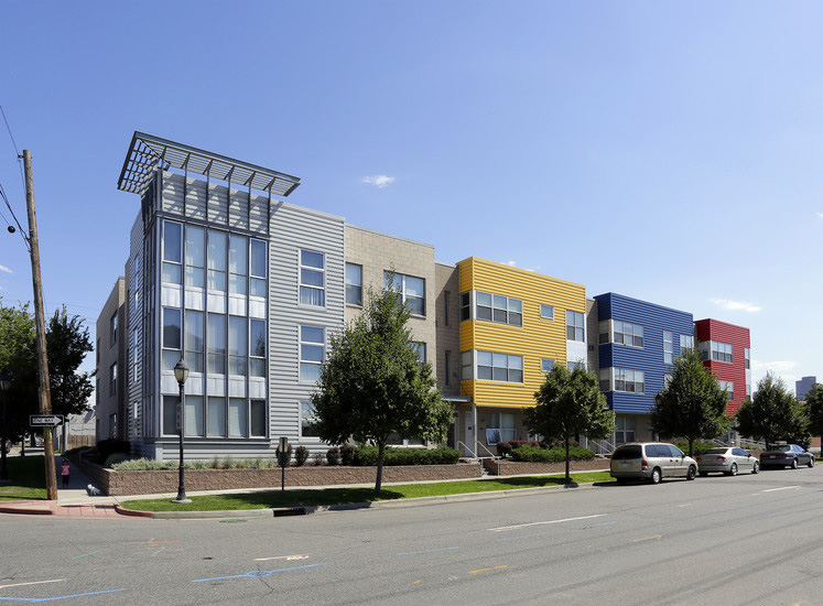 Image of The Villages at Curtis Park at 2855 Arapahoe St Denver CO