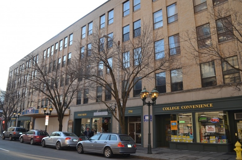 254 College Street - Located in the former Palace Theater and perfectly situated just a block away from Yale University!