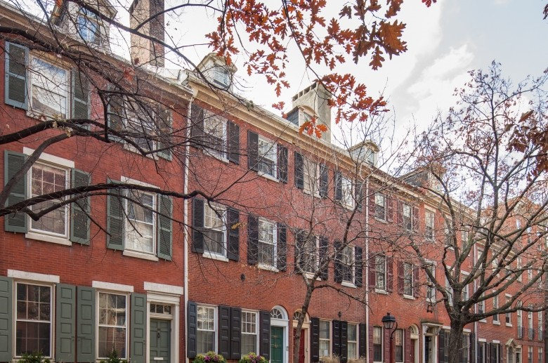 510 Spruce Street - Society Hill, home to 510 Spruce, offers a large collection of historic 18th and 19th century residential architecture that offers you a glimpse into Philadelphia's past