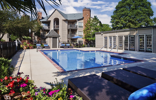 Camden Foxcroft II - Camden Foxcroft II is perfectly situated in the distinguished SouthPark area