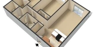 College Park Apartments Photo Gallery 1