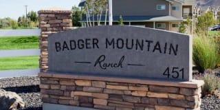 Badger Mountain Ranch Photo Gallery 1