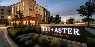 The Aster Upscale Apartments Photo Gallery 1