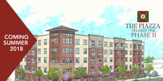 Piazza on West Pine Photo Gallery 1