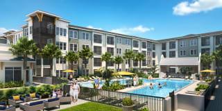 Calirosa Winter Park Luxury 55+ Apartments Photo Gallery 1