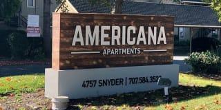 Americana Apartments Photo Gallery 1