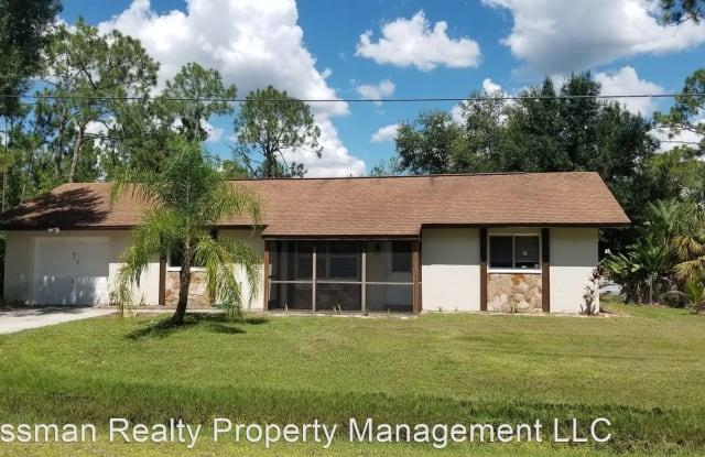 20 Monroe Ave - 20 Monroe Avenue, Lehigh Acres, FL 33936