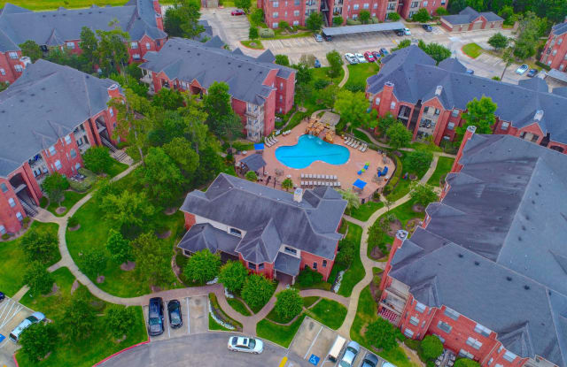 The Park at Research Forest Luxury Apartment Homes - 8900 Research Park, The Woodlands, TX 77381