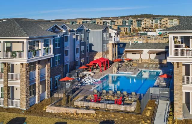 Aliso Briargate Apartments - 4562 Continental Hts, Colorado Springs, CO 80924