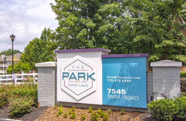 Park at Tara Lake - 7545 Tara Rd, Jonesboro, GA 30236
