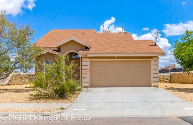 14236 Desert Mesquite Dr - 14236 Desert Mesquite Drive, Horizon City, TX 79928