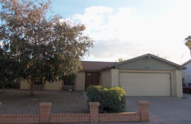 551 West Flower Avenue - 551 West Flower Avenue, Mesa, AZ 85210