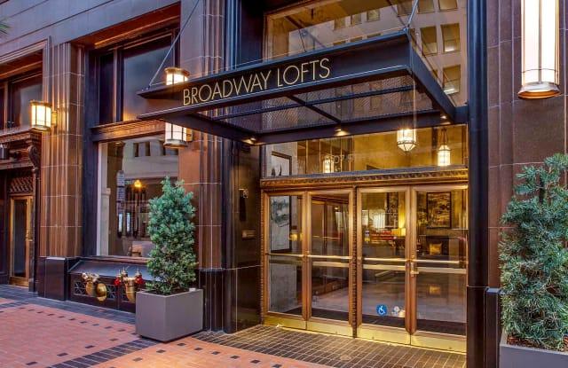 Broadway Lofts - 1007 5th Ave, San Diego, CA 92101