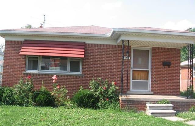 1312 Merrill Ave - 1312 Merrill Avenue, Lincoln Park, MI 48146