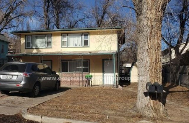 534 West Saint Vrain Street - 534 West Saint Vrain Street, Colorado Springs, CO 80905