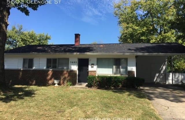 5602 Glencoe St - 5602 Glencoe Street, Indianapolis, IN 46226