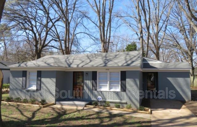 4741 Hodge (South) - 4741 Hodge Road, Memphis, TN 38109