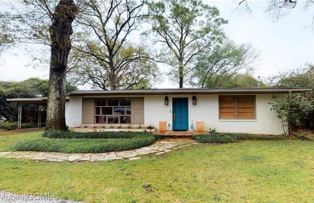 5155 OLD SHELL ROAD - 5155 Old Shell Road, Mobile, AL 36608