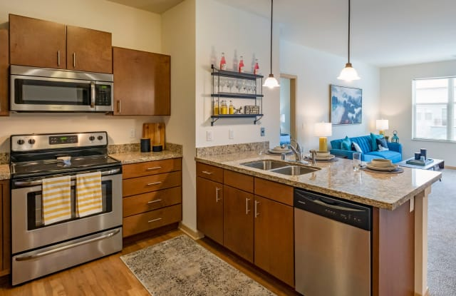 The Enclave Luxury Apartments - 1200 N 62nd St, Wauwatosa, WI 53213