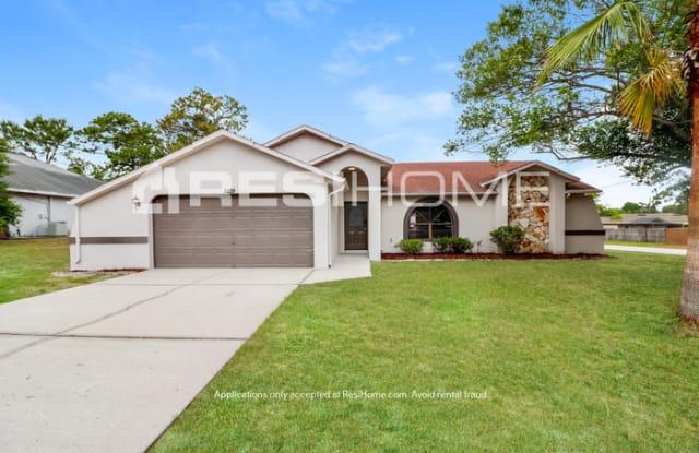 5109 Abagail Drive - 5109 Abagail Drive, Spring Hill, FL 34608