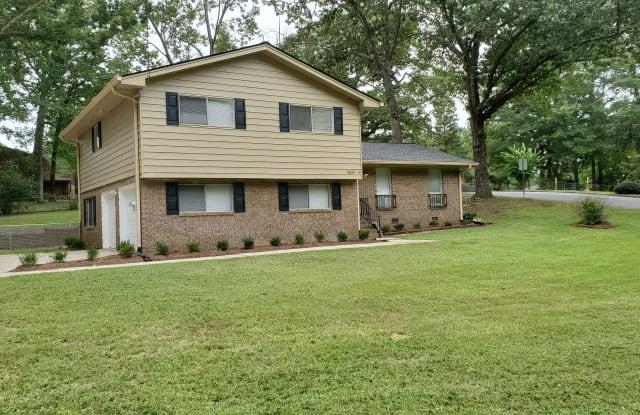 1865 Sandgate Cir - 1865 Sandgate Circle Southwest, Fulton County, GA 30349