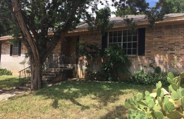 1102 Girard - 1102 Girard Ave, San Marcos, TX 78666