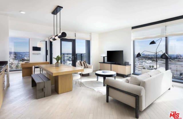 1550 North El Centro Avenue Los Angeles Ca Apartments For Rent