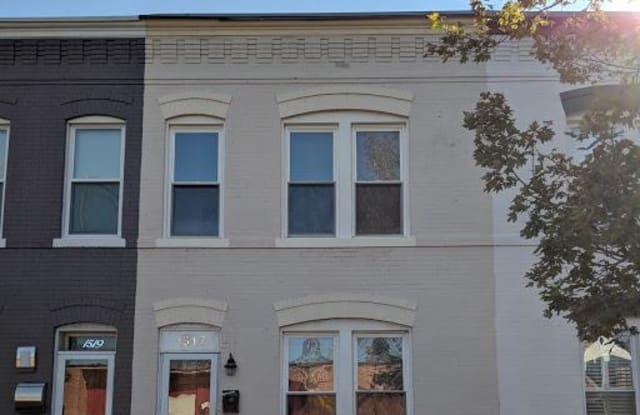 1517 C STREET SE - 1517 C Street SE, Washington, DC 20003