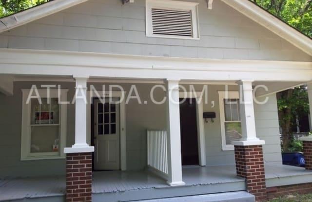 1064 McMillan Street Northwest - 1064 Mcmillan Street Northwest, Atlanta, GA 30318