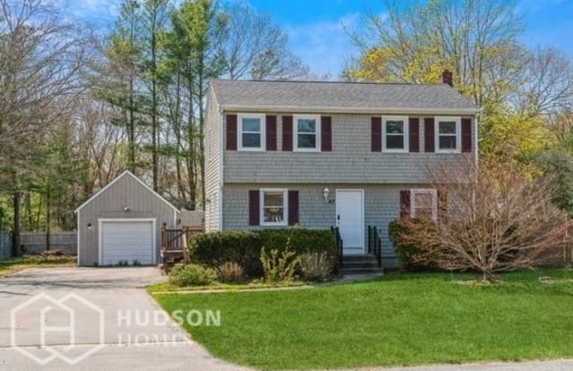 47 Justine Road - 47 Justine Road, Plymouth County, MA 02360