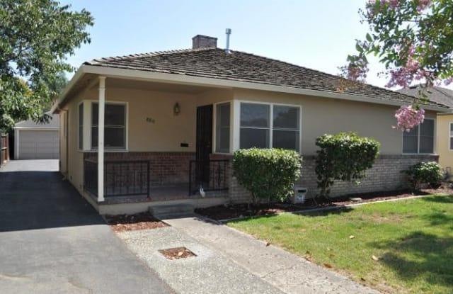 880 Poplar Street Santa Clara, CA 95050 - 880 Poplar St, Santa Clara, CA 95050