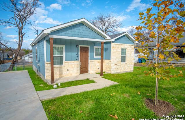 143 Anderson Ave - 143 Anderson Avenue, San Antonio, TX 78203
