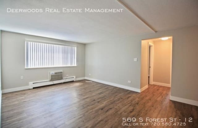 569 S Forest St - 569 South Forest Street, Glendale, CO 80246