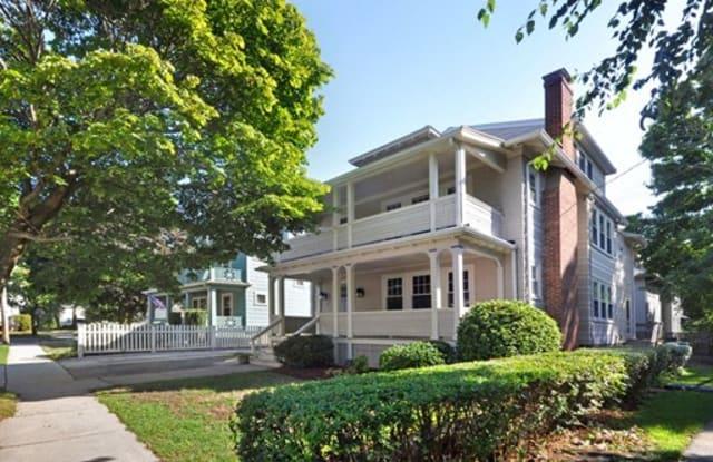 81 Oak Ave - 81 Oak Avenue, Belmont, MA 02478