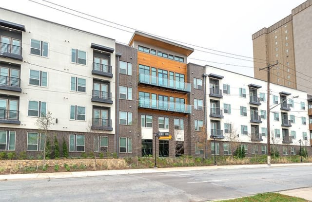 Haskell Flats - 1500 North Haskell Avenue, Dallas, TX 75226