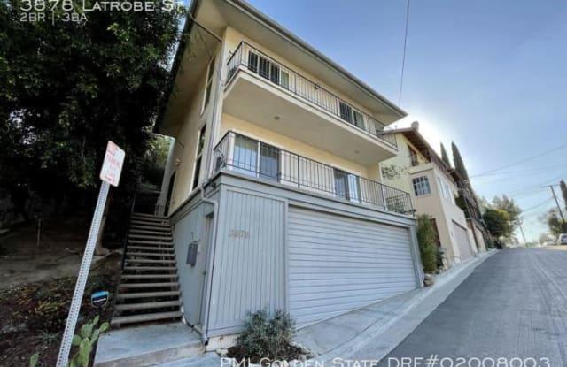 3878 Latrobe St - 3878 Latrobe Street, Los Angeles, CA 90031