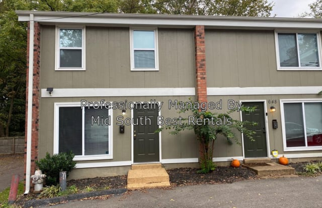 646 Spottswood Manor Dr (Midtown) - 646 Spottswood Manor Drive, Memphis, TN 38111