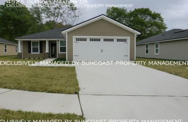 4525 Glendas Meadow Dr - 4525 Glendas Meadow Drive, Jacksonville, FL 32210