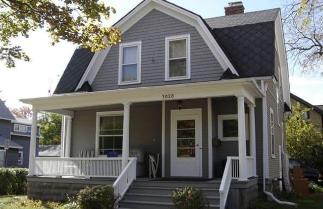 1028 Packard St - 1028 Packard Street, Ann Arbor, MI 48104