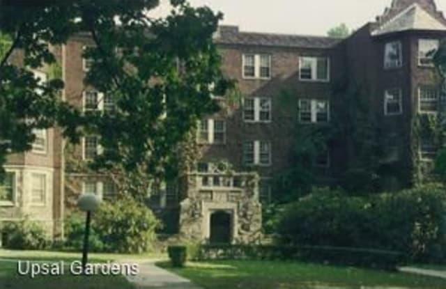 Upsal Gardens - 246 West Upsal Street, Philadelphia, PA 19119