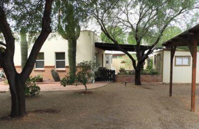 1423 N Bryant Avenue - 1423 North Bryant Avenue, Tucson, AZ 85712